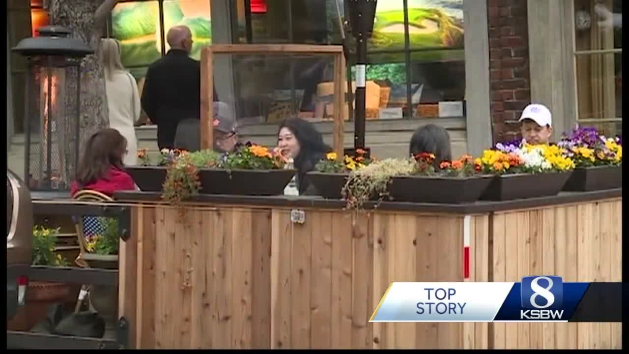 Carmel sets date to remove parklets still considering allowing outdoor dining