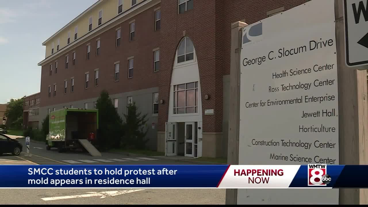 Smcc Closing Residence Hall Due To Mold