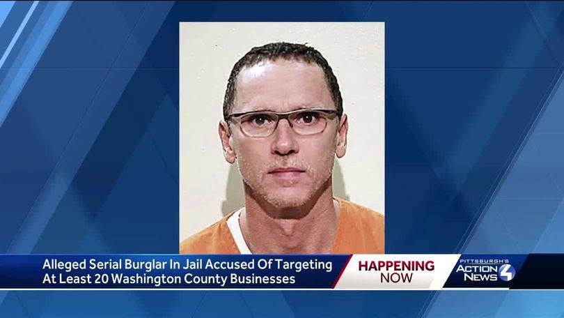 Police arrest serial burglar accused of targeting at least
