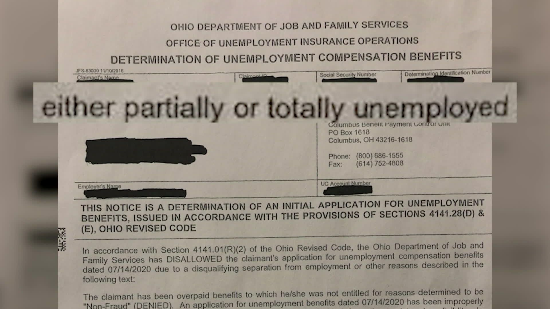 Ohio officials expect tax season will reveal widespread identity theft to unsuspecting victims