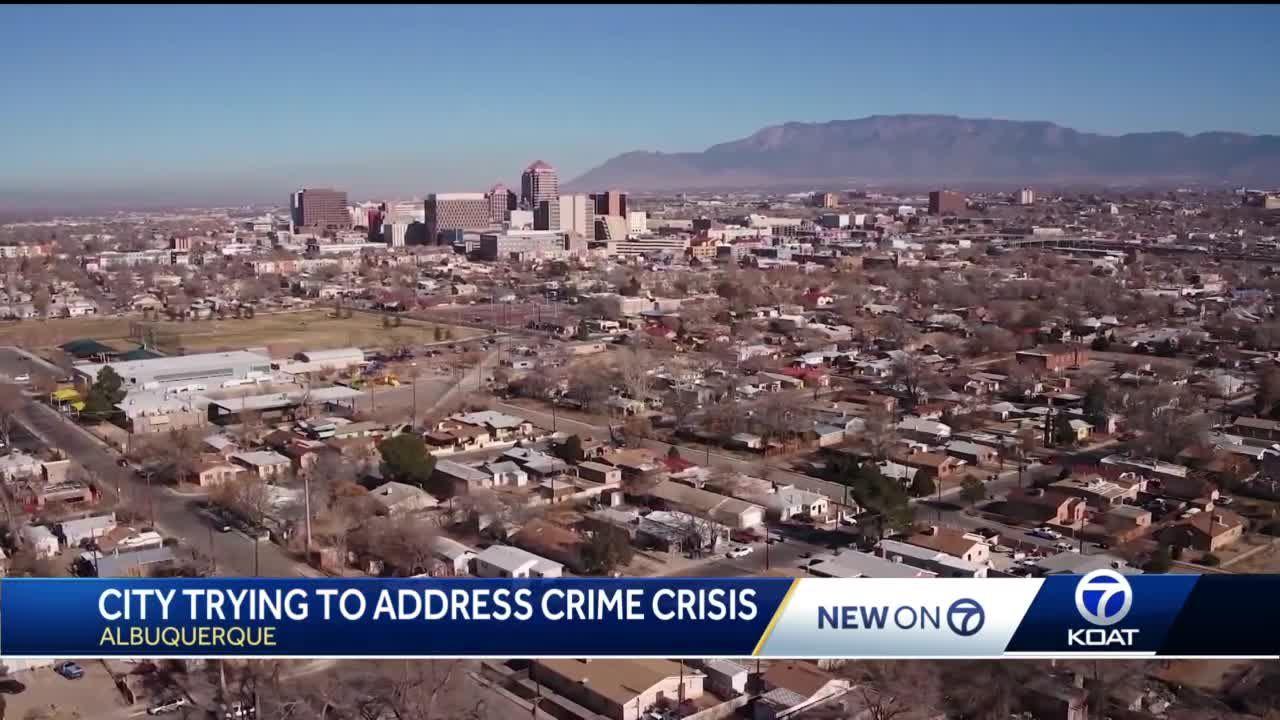 City tries to address crime crisis