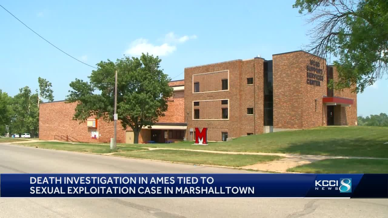 Police investigate sexual exploitation allegations, death of former Marshalltown School District employee