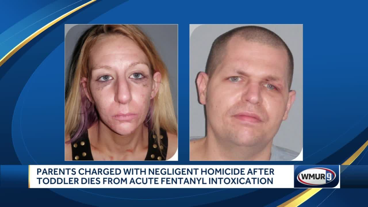 Parents charged with negligent homicide after toddler dies