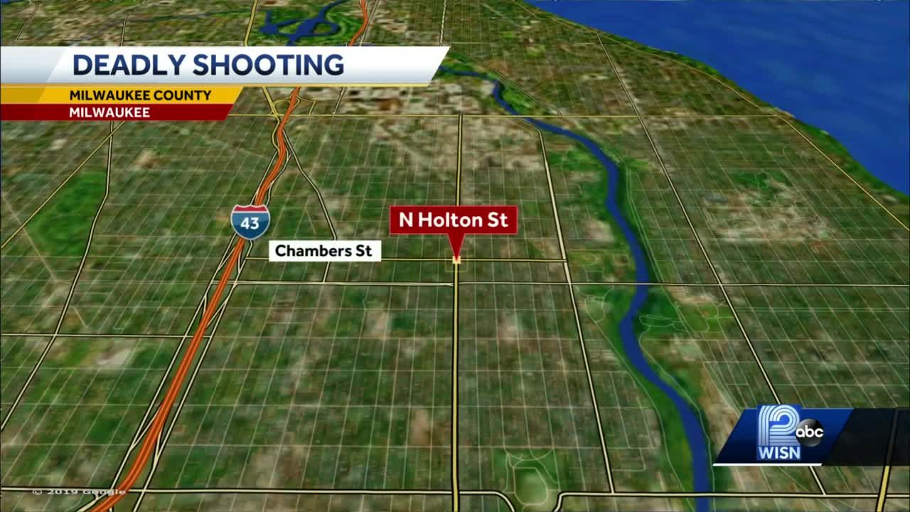 MPD: Racine man shot, killed near Holton & Chambers