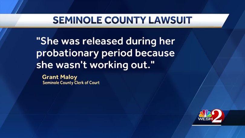 Muslim woman sues Seminole County tax collector, clerk of