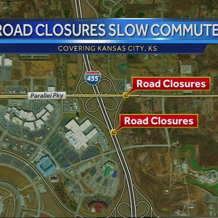 Construction expected to cause more congestion on I-435 in Kansas on kansas road conditions map, missouri kansas city neighborhood map, kansas city subdivisions map, kansas city district map, bollinger county missouri county road map, kansas city road construction projects, kansas city area county map,