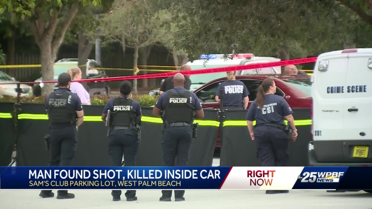 WPB Deadly Shooting