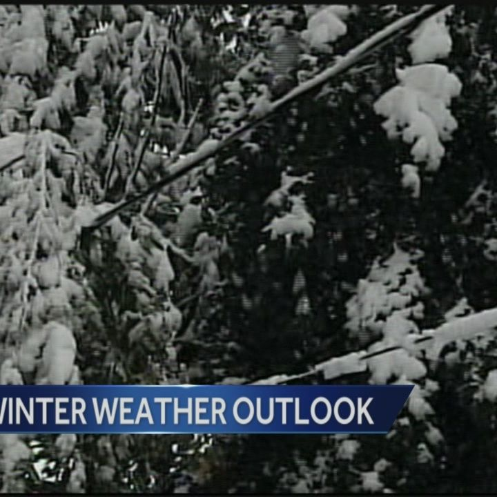News 8 Storm Team Forecast's Winter Weather Outlook