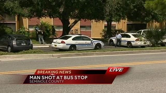 Search on for shooter in Seminole County