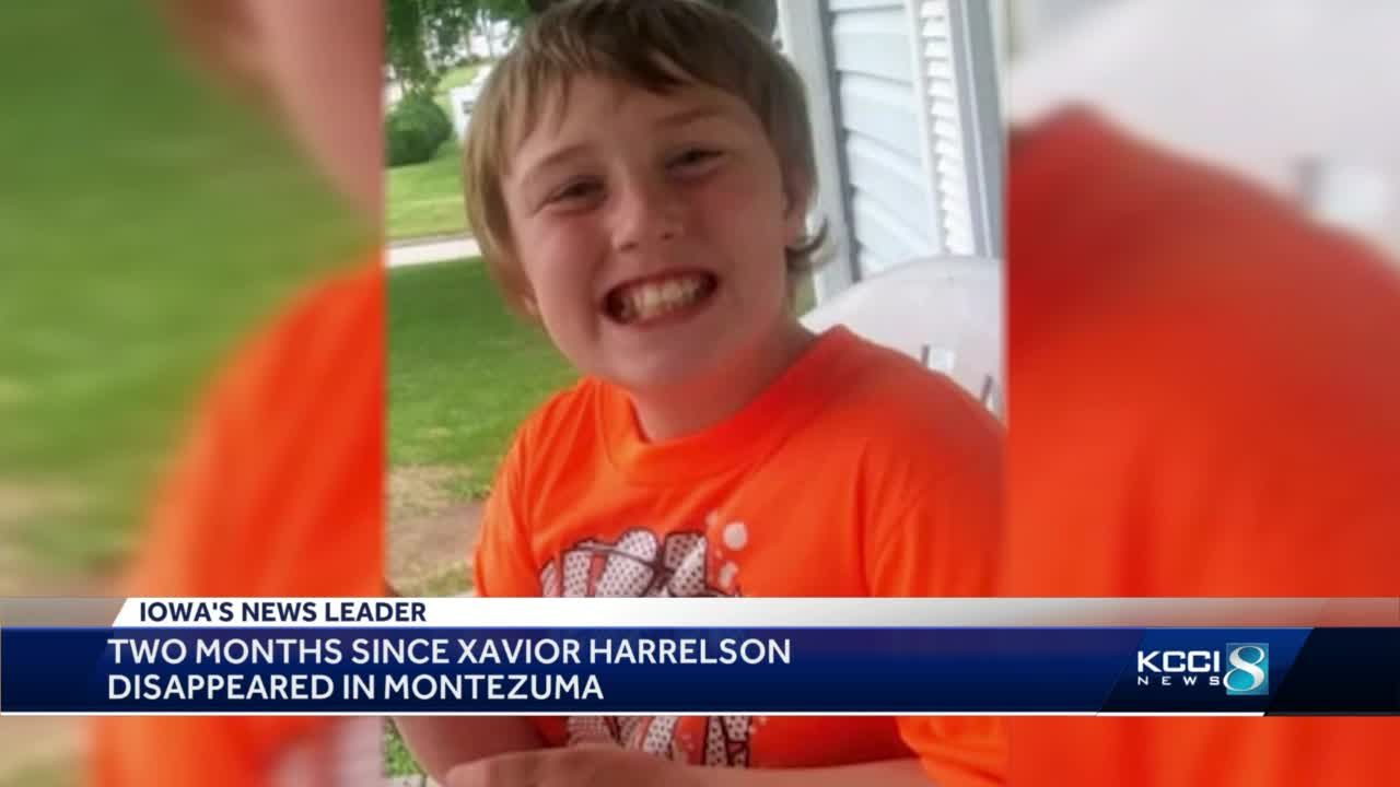 Search for Xavior Harrelson continues two months later