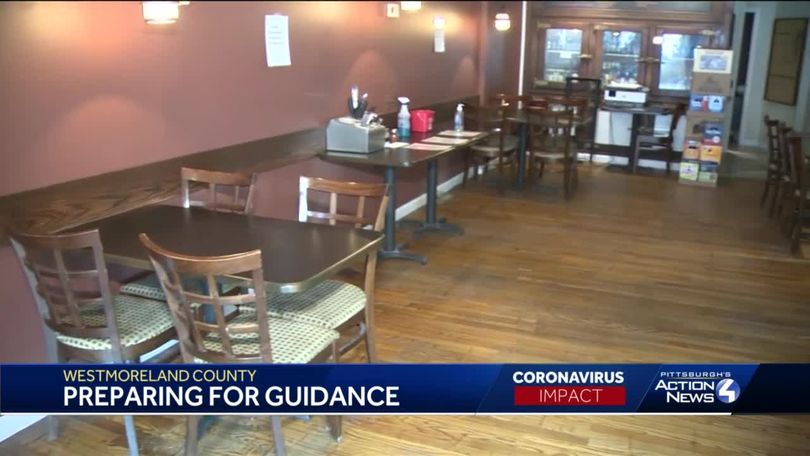 Westmoreland County bars, restaurants to close indoor dining for two weeks