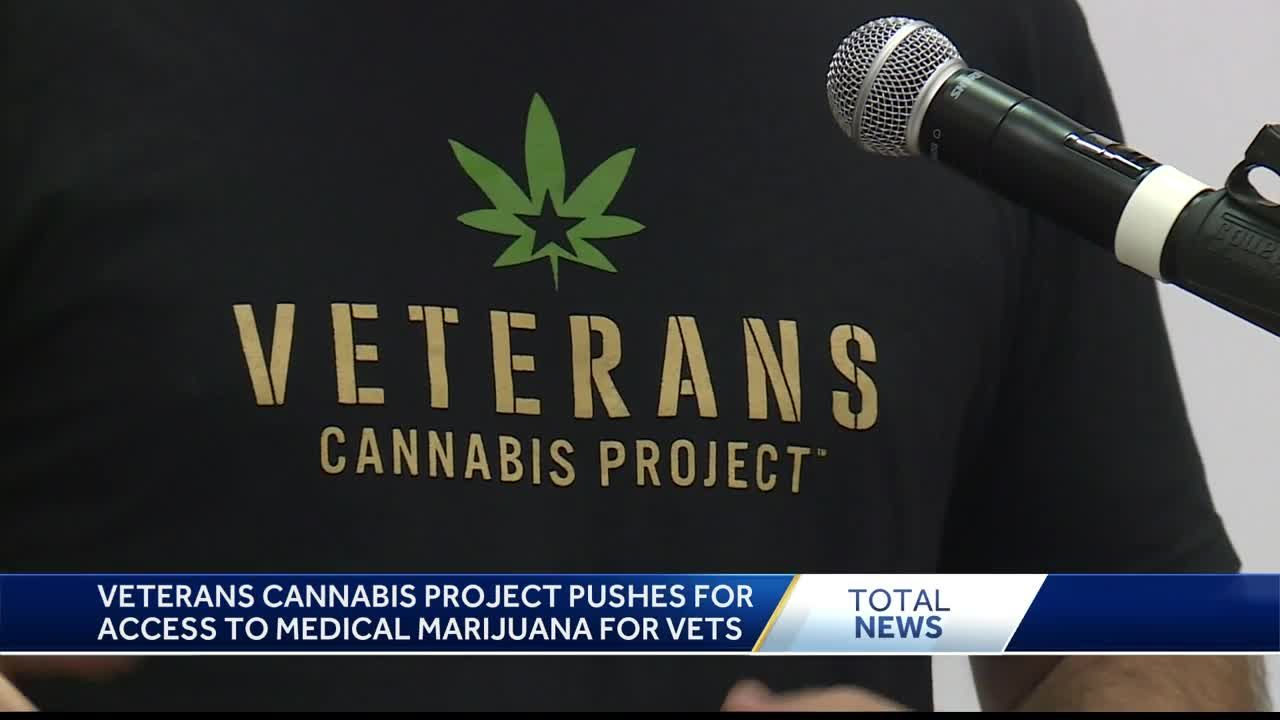 Effort underway to increase access to medical marijuana for Maine's veterans