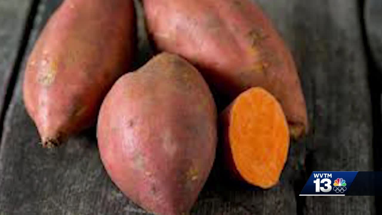 Sweet potato to become official state vegetable of Alabama