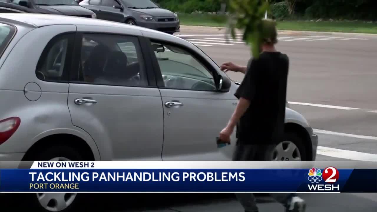 Port Orange to crack down on panhandling with new ordinance