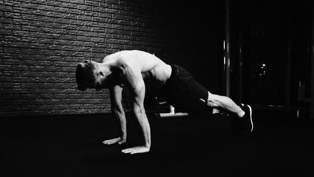 2 Bodyweight Moves That Will Smoke Your Arms and Abs