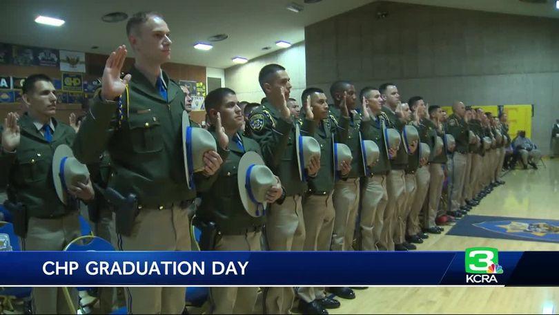 A look at CHP graduation day