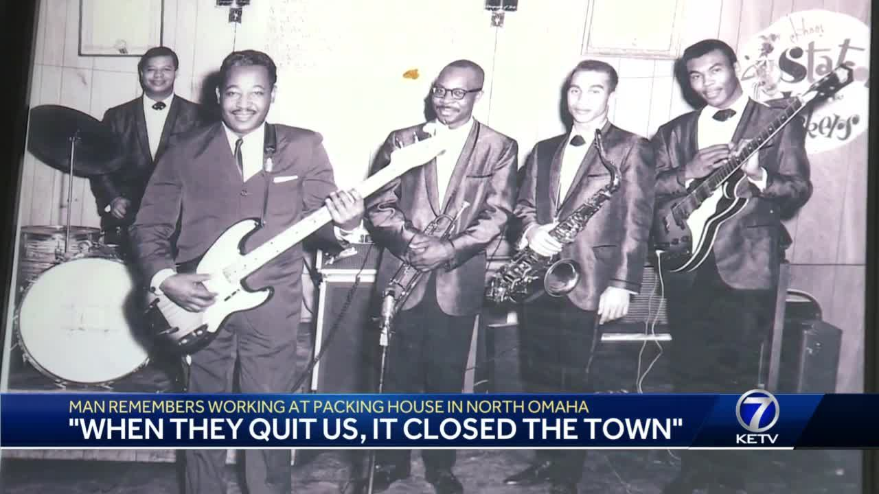 'When they quit us, it closed the town': Man remembers working at packing house in North Omaha