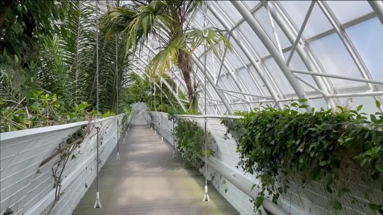 Crystal Bridge at Myriad Gardens to be closed for renovations starting Monday