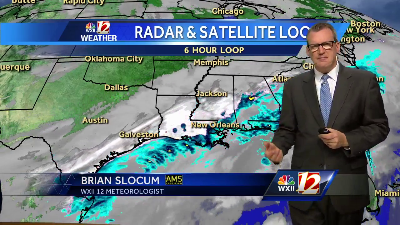 WATCH Brian's Forecast: Winter Weather Advisory in place, light snow  accumulation expected in all areas