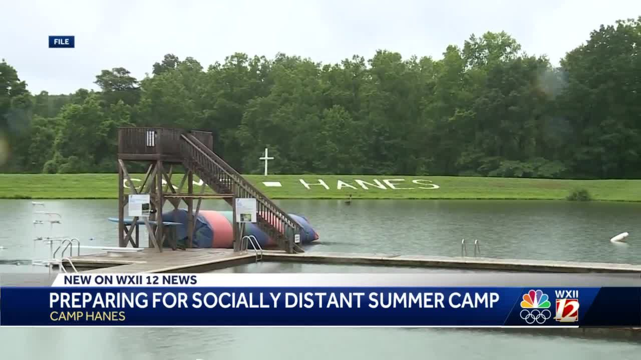 YMCA Camp Hanes plans to safely open summer camps to public during pandemic