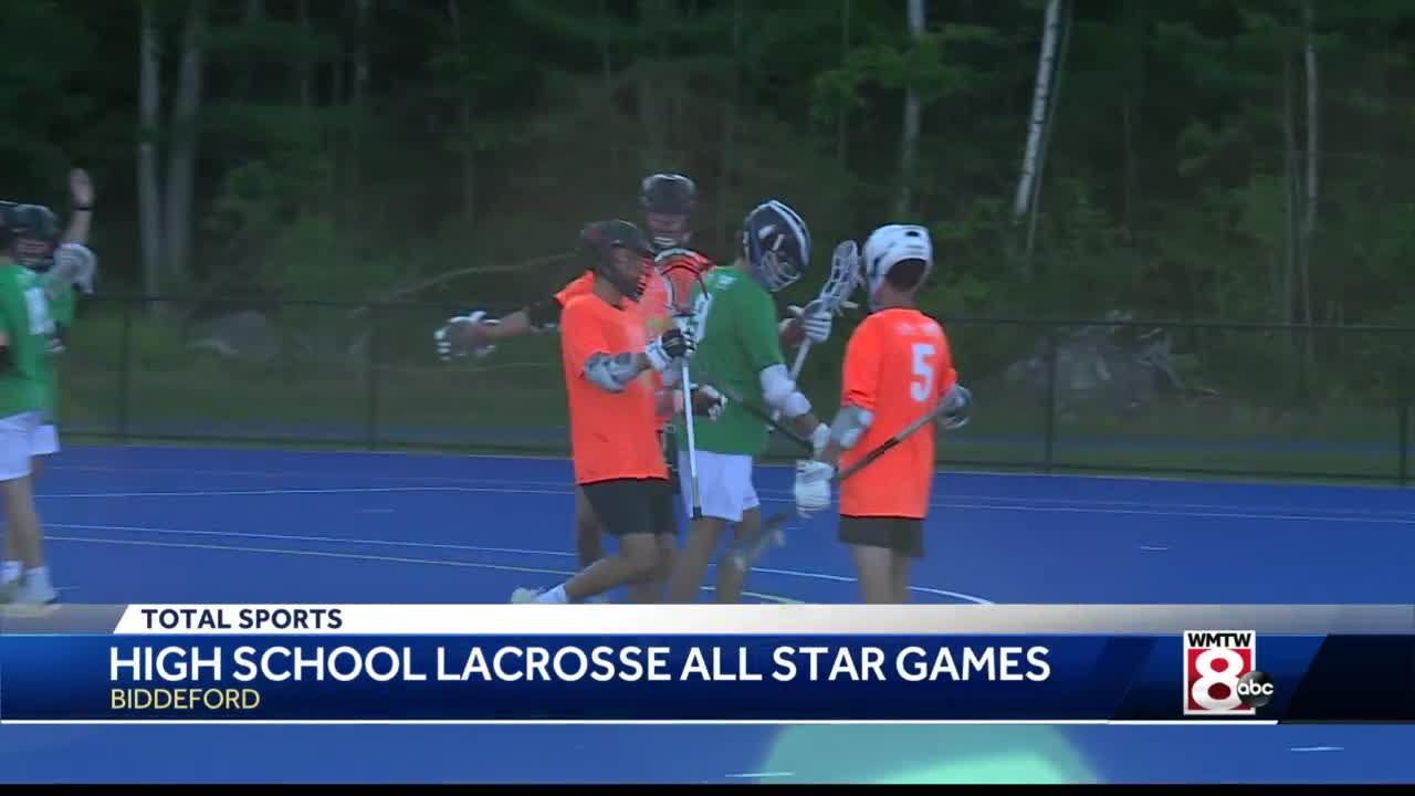 Maine lacrosse coaches alliance holds all star games