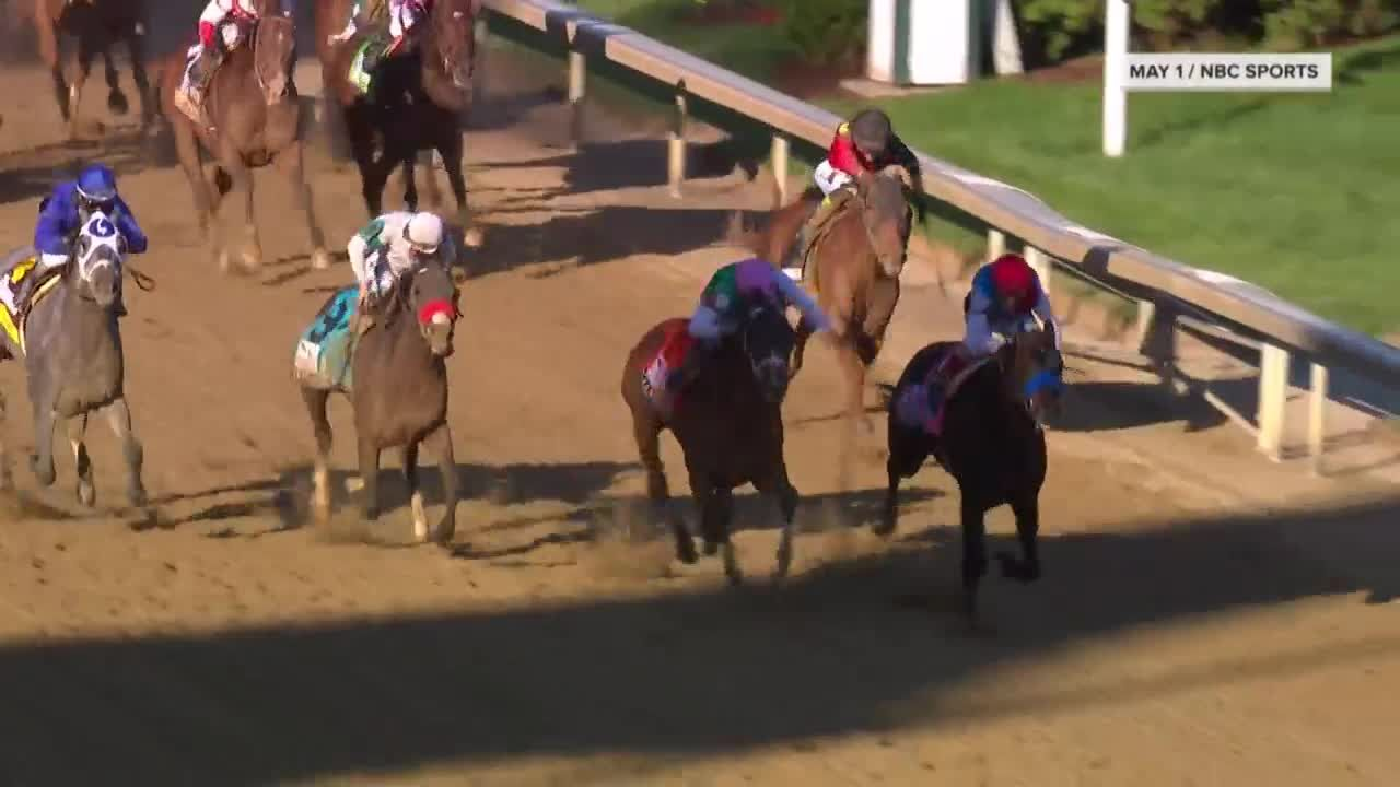 Bob Baffert defends horse that won Kentucky Derby after positive drug test