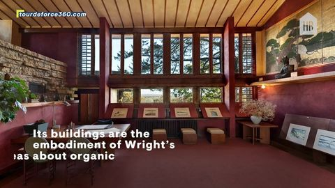 You Can Virtually Visit These Frank Lloyd Wright Sites