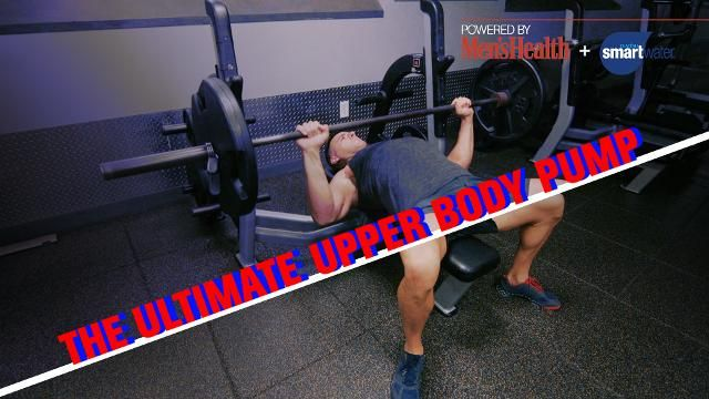 How to Make Your Upper Body Instantly Appear More Muscular