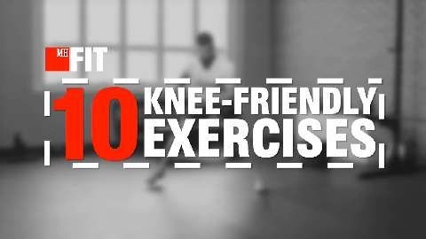 The 10 Best Knee-Friendly Exercises