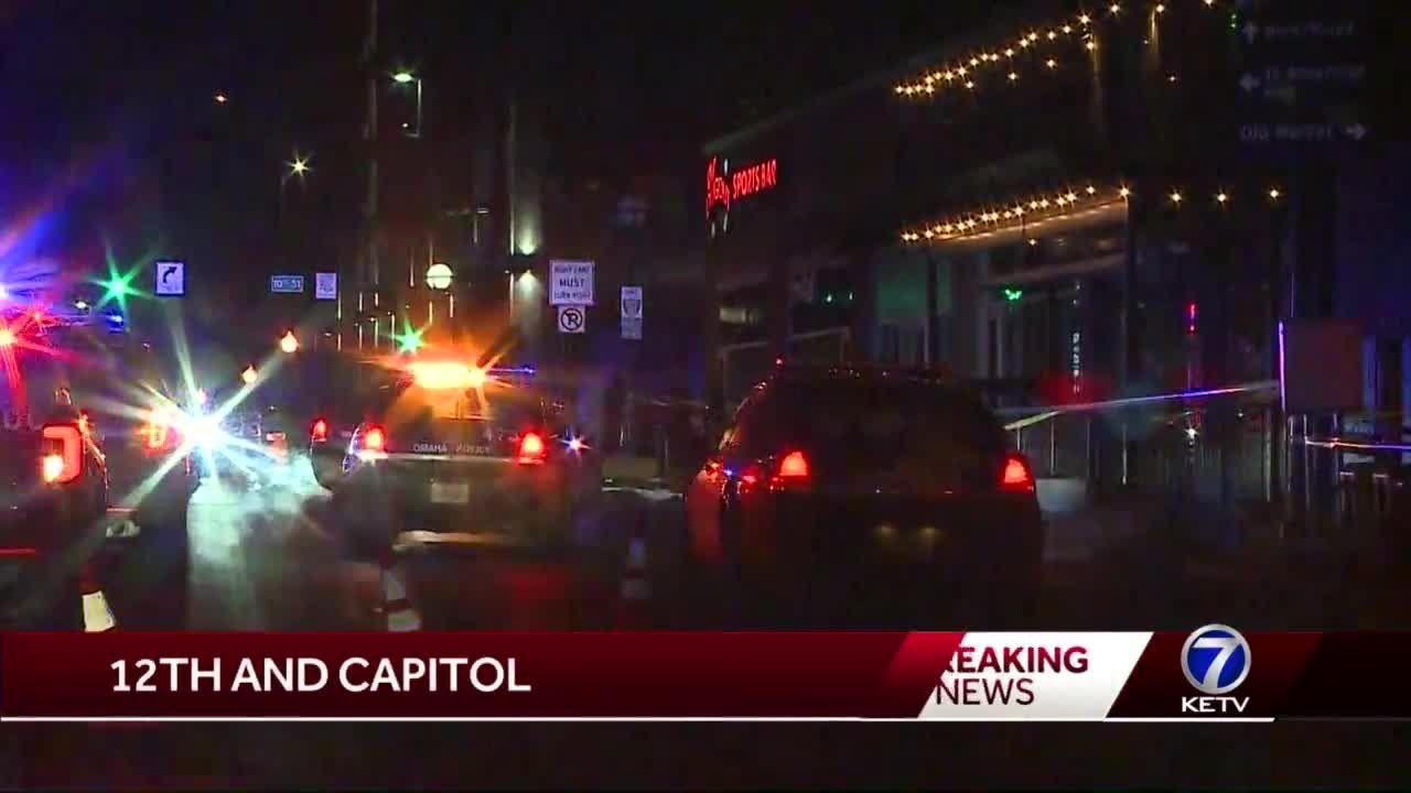 Multiple people shot outside bar