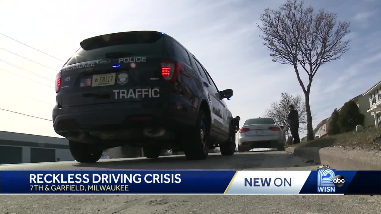Police announce new reckless driving crackdown