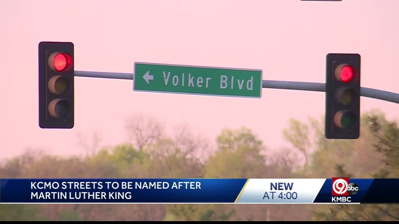 KC Parks Board votes to rename stretch of road for Martin Luther King Jr.