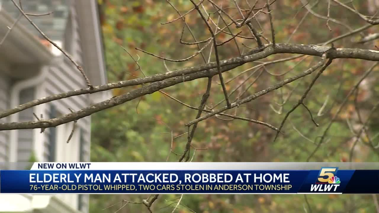 76-year-old Anderson Township man attacked, robbed at gunpoint