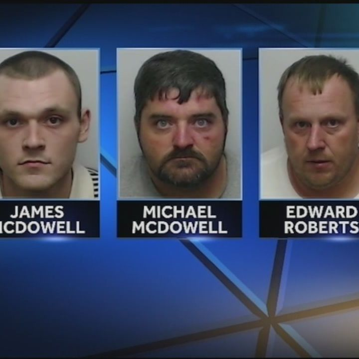 3 men accused of stealing thousands from Lowe's stores