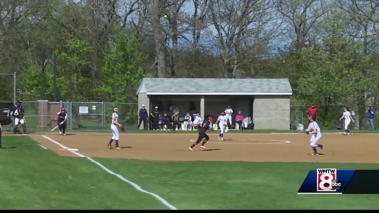 Scarborough and Thornton Academy softball teams win