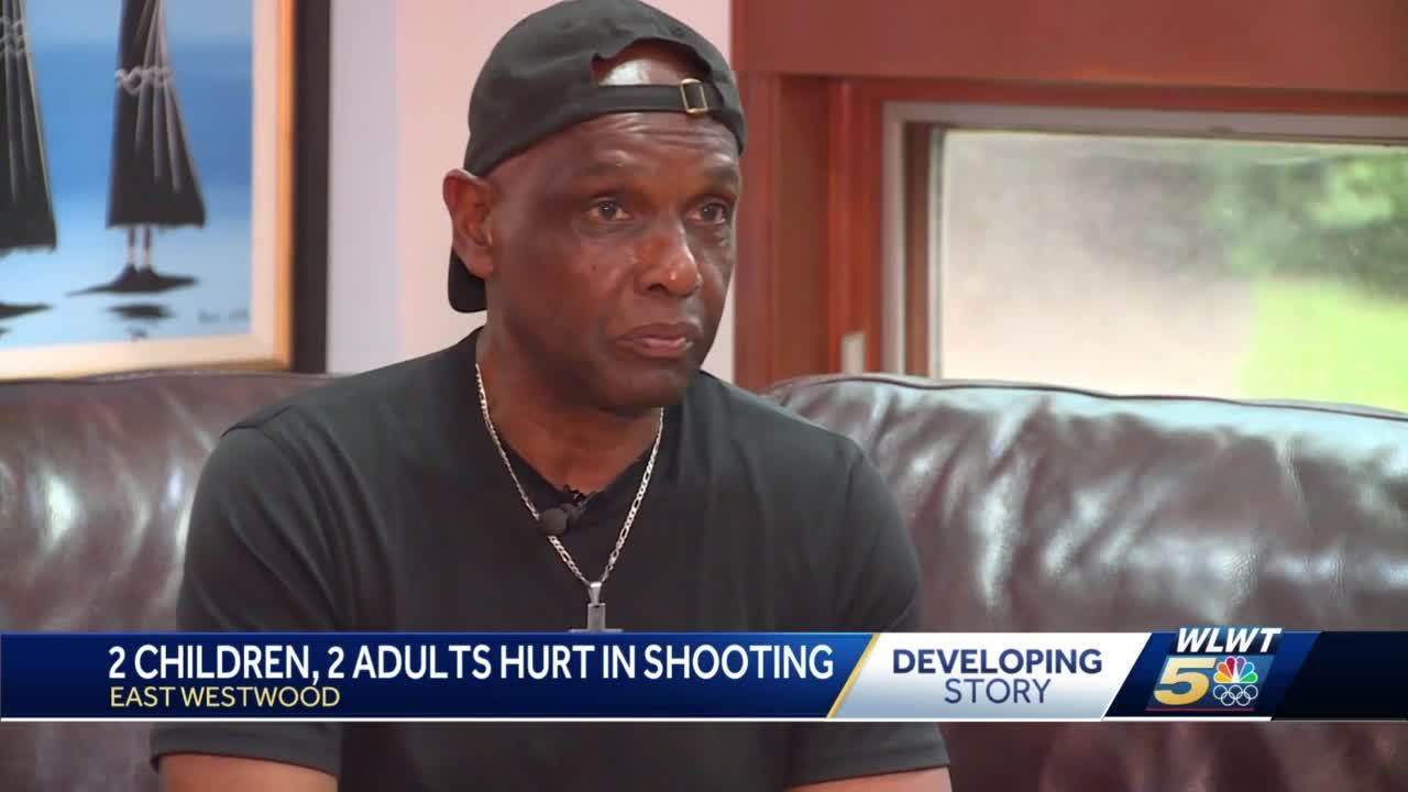 Community leader reacts to 4 shot in Westwood