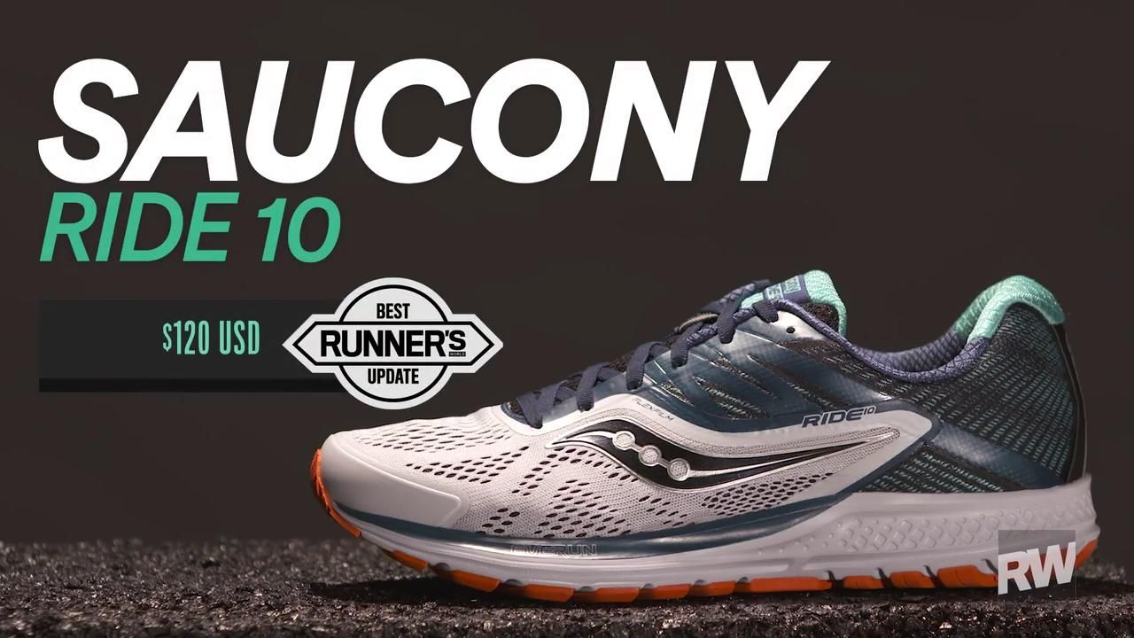Saucony Ride 10 - Men's | Runner's World