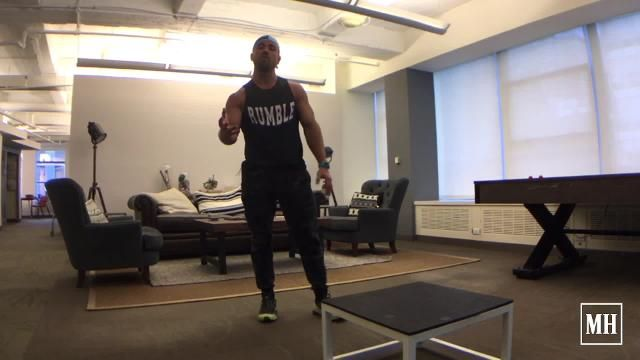 Four Box Jump Variations to Make You a More Explosive Athlete