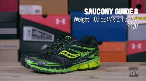 Saucony Guide 8 - Women's | Runner's World