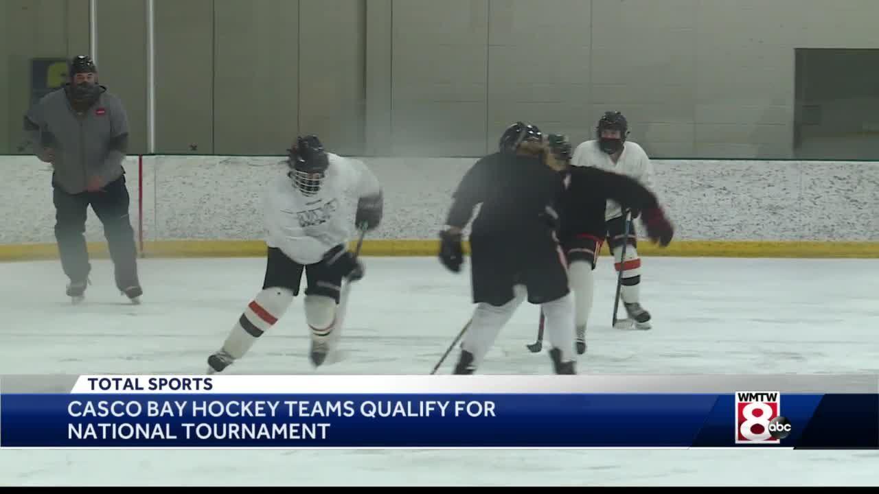Two Casco Bay hockey teams heading to national tournament