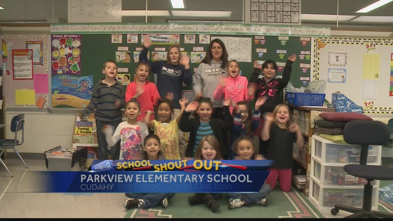 1/06 Shout Out: Miss Edwards, Parkview Elementary