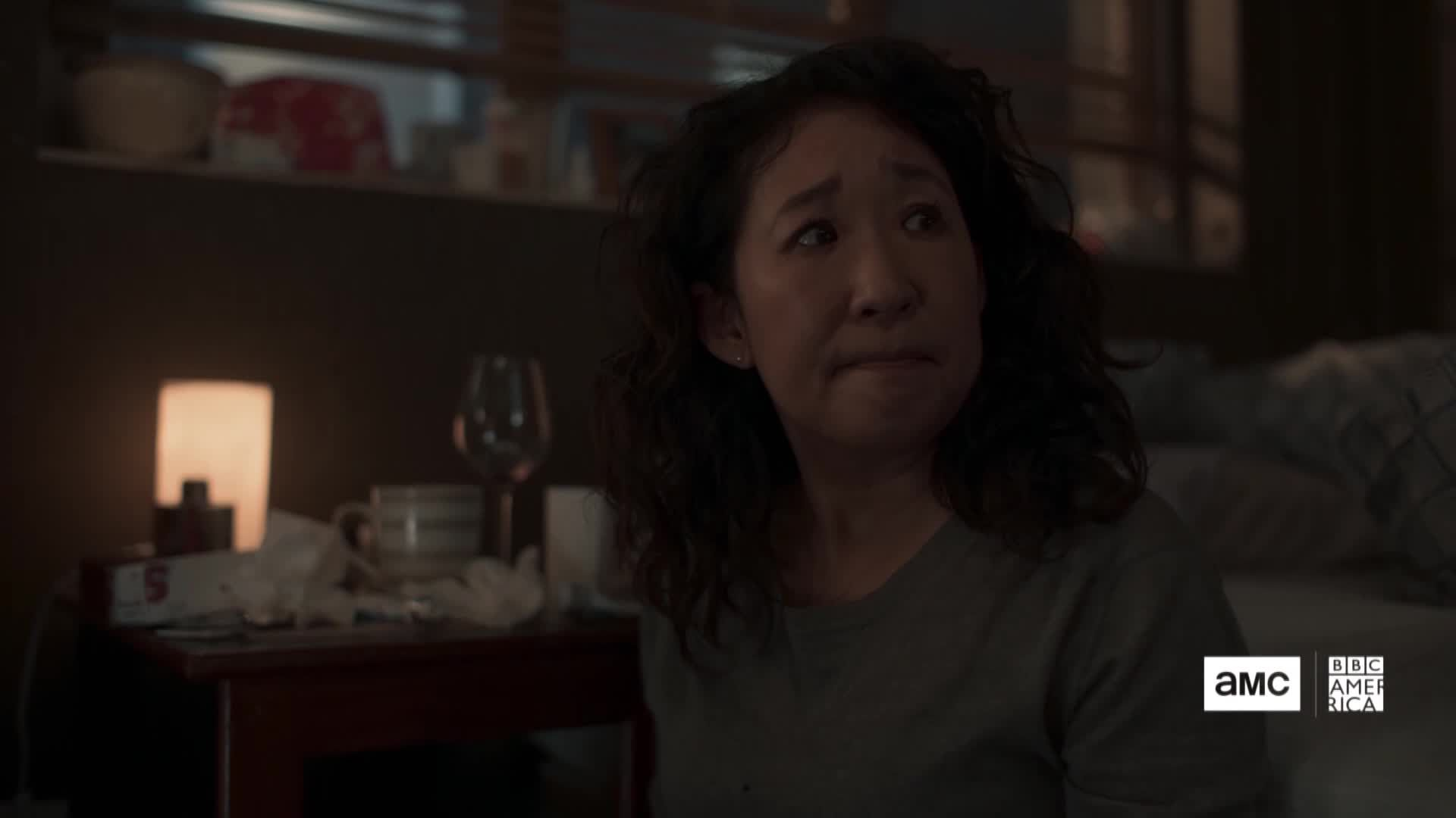 Eve Is Trying to Forget It All in First Killing Eve Clip