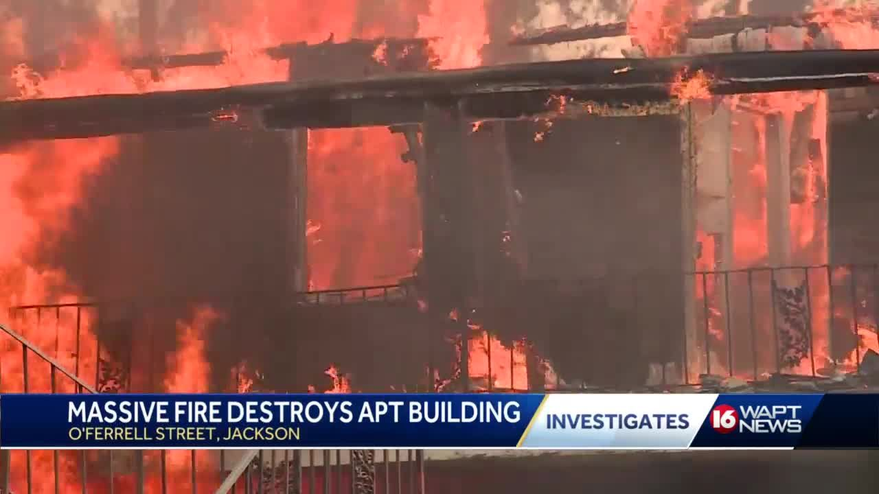 American Red Cross reaches out to assist victims of apartment fire in Jackson