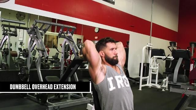 3 Fast-Track Tricep Exercises