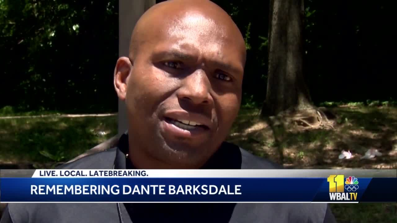 Loved ones remember Dante Barksdale following his murder