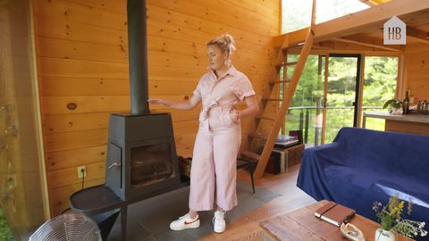 preview for Dream Rentals: The Willow Treehouse in the Catskills