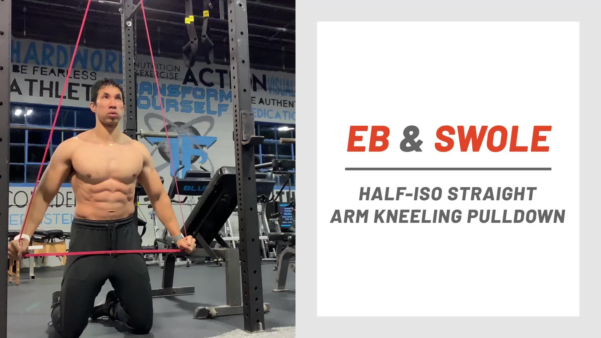 This Pulldown Finisher Will Blow Up Your Back