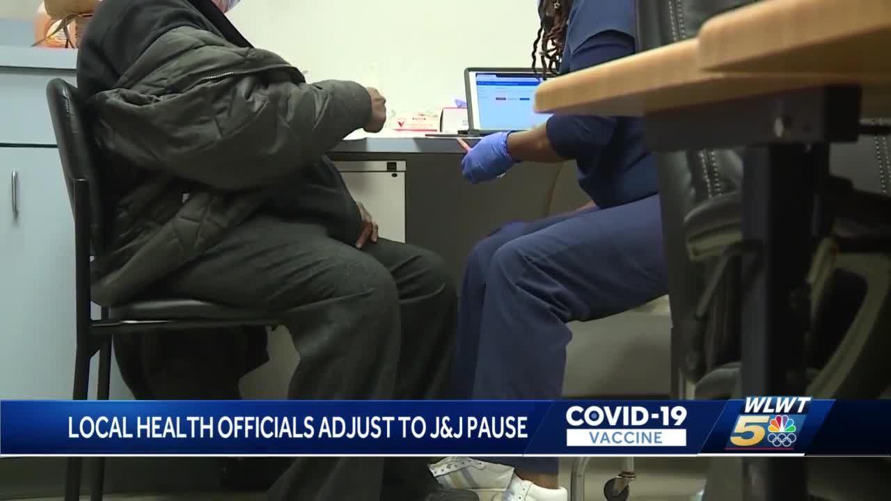 Greater Cincinnati health officials adjusting COVID-19 vaccination efforts as J&J shot paused