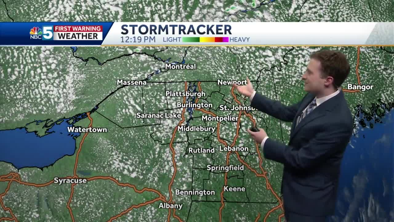 Video: Pleasant Wednesday afternoon (6-23-21)