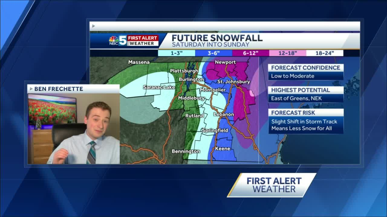 Video: Snow and mix arrives tomorrow (12-4-20)
